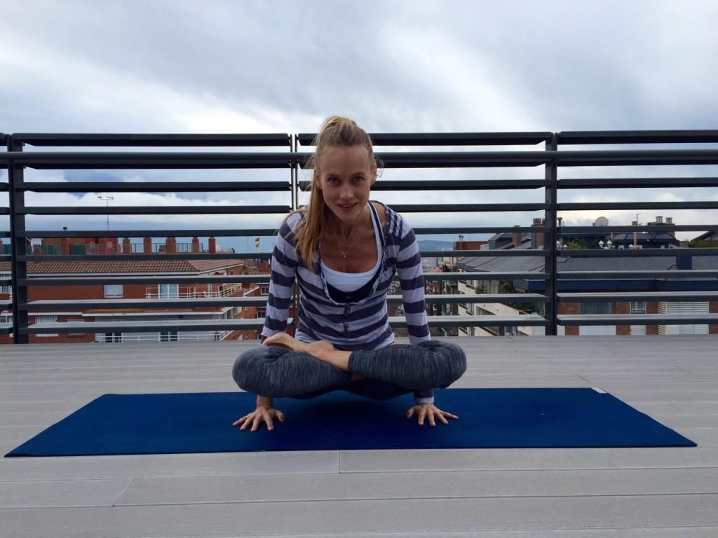 Mi primera clase de yoga | Vanesa Lorenzo