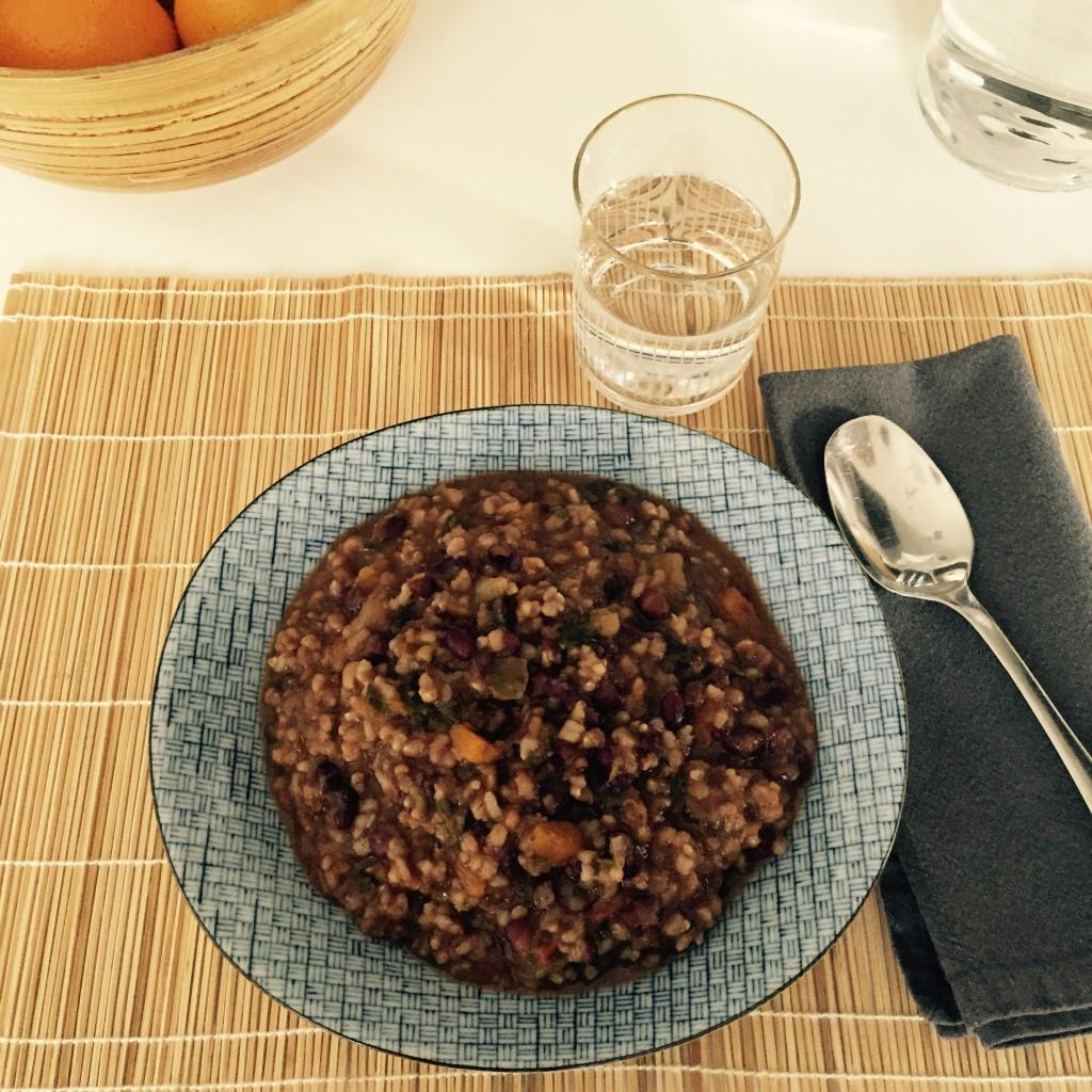 Vanesa Lorenzo | Blog Harper's Bazaar | Plato de cuchara