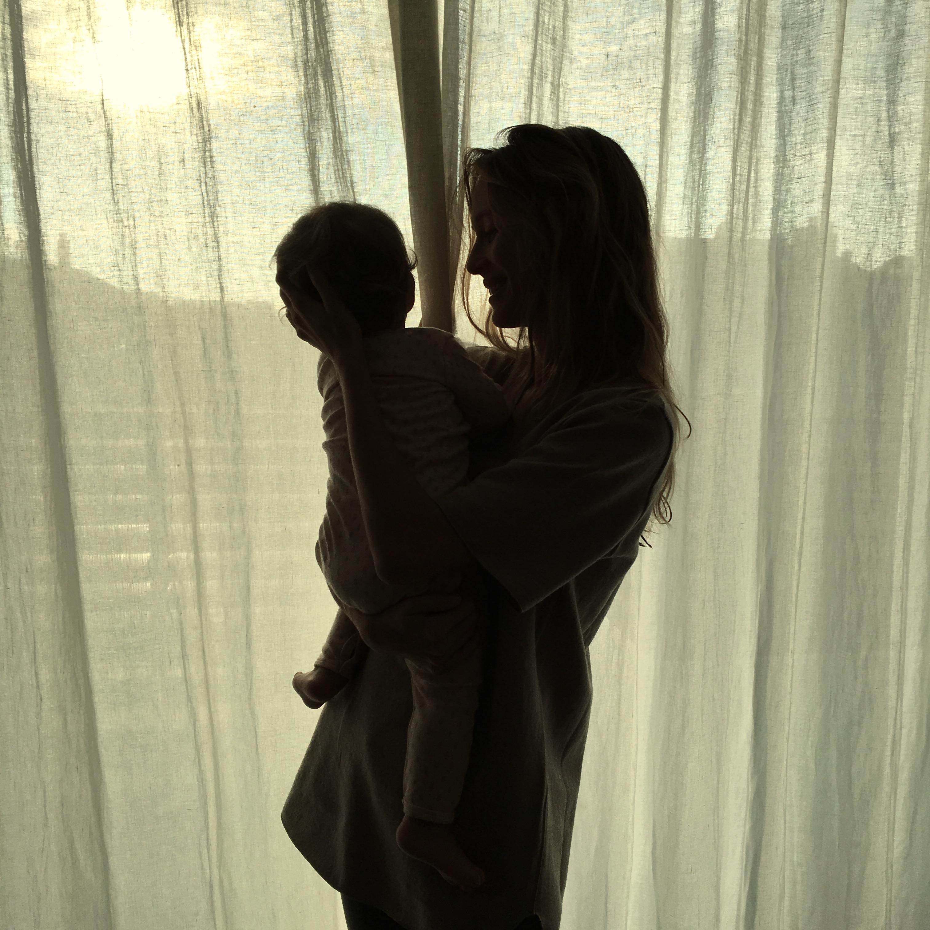 Vanesa Lorenzo   Tercer bebe