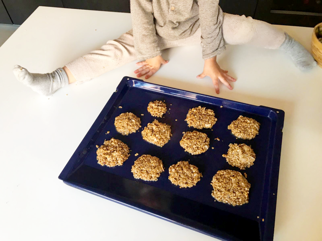 Receta cookies de coco | Vanesa Lorenzo