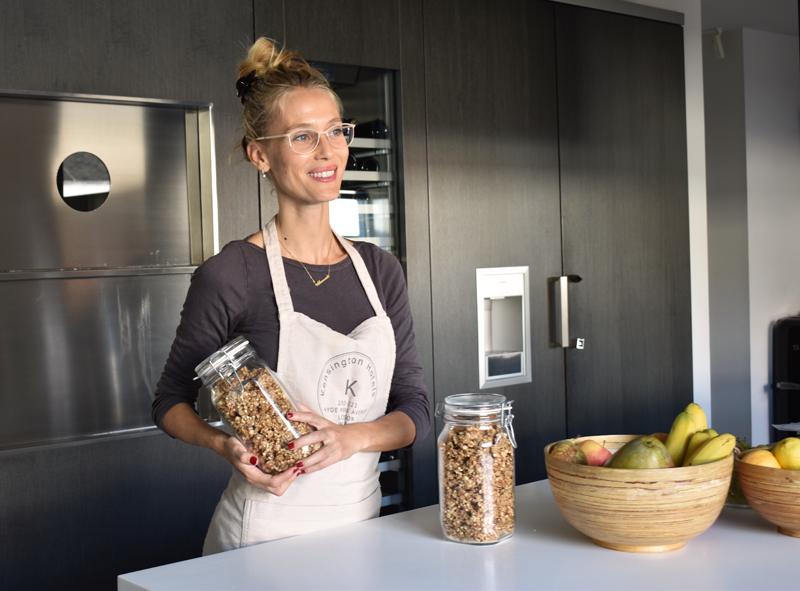 Vanesa Lorenzo | Mi receta casera de granola