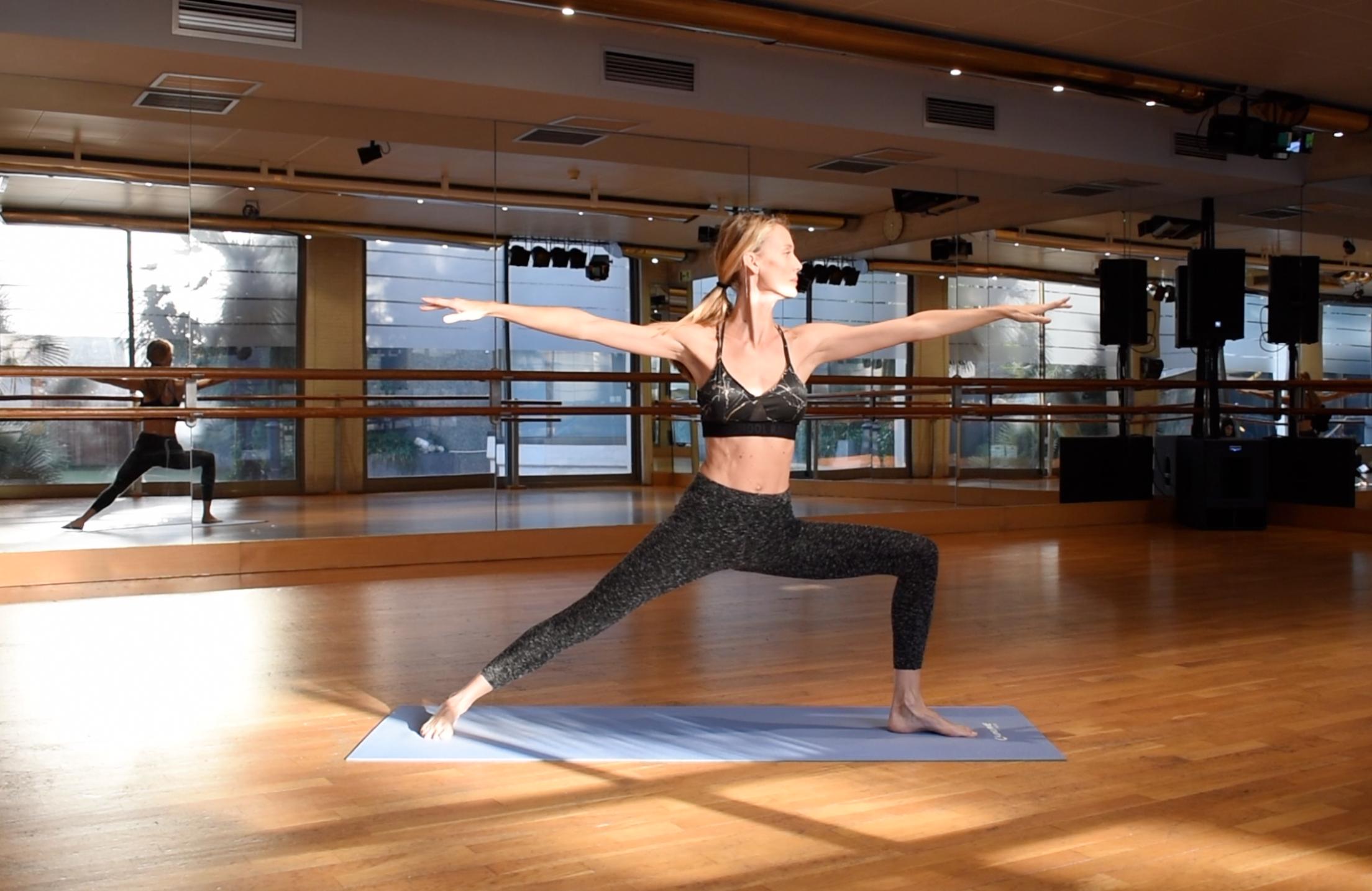 Vanesa Lorenzo Practica Yoga Anti Estres
