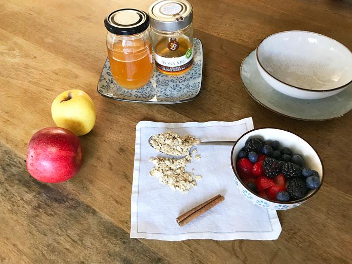 Mi receta de porridge casero | Vanesa Lorenzo