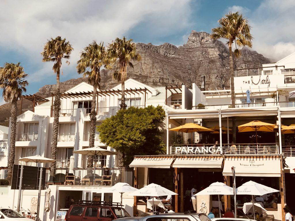 Guia de Sudáfrica | Vanesa Lorenzo |Camps Bay Paranga
