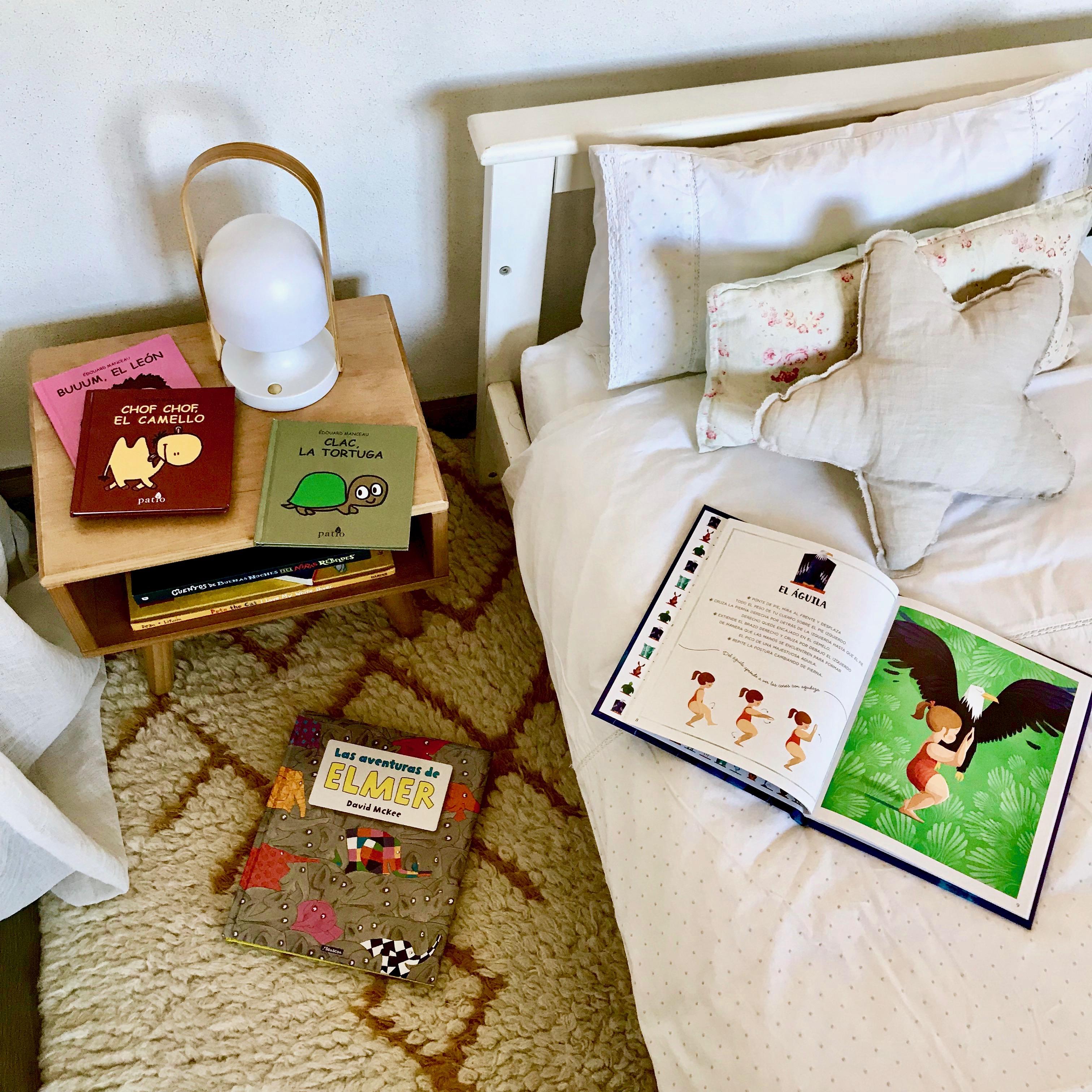 Los libros favoritos de mis dos M |Vanesa Lorenzo